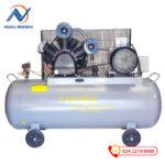 Máy nén khí LUCKY 300L 10HP 2 cấp có dầu
