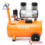 Máy nén khí LUCKY 50L H1550L 2HP không dầu