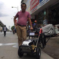 May Rua Xe Lutian 3 Kw 2200 Psi Hang Chuan