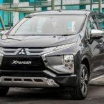 Giá nóc 2 thanh xe Mitsubishi Xpander