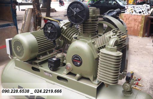 Ảnh thật máy nén khí Jucai AW80012