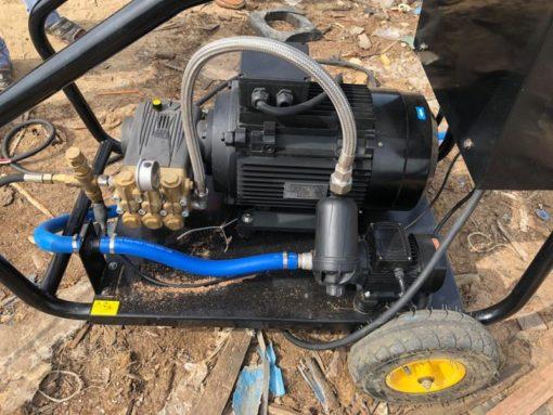Đầu bơm máy rửa xe Lutian siêu cao áp