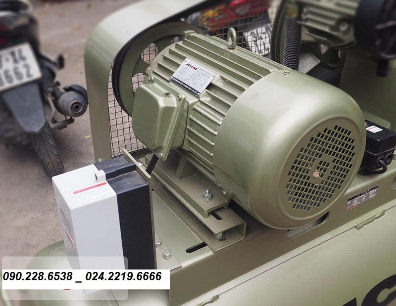Mô tơ máy nén khí Jucai