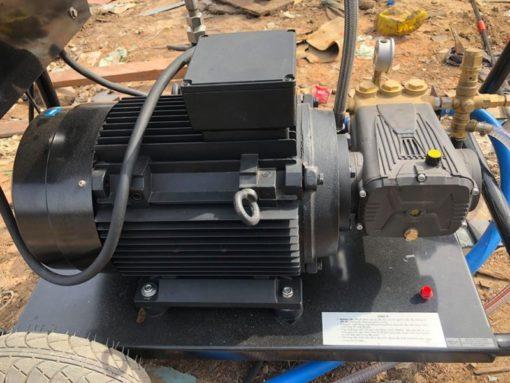 Mô tơ máy rửa xe siêu cao áp Lutian Qk3521c