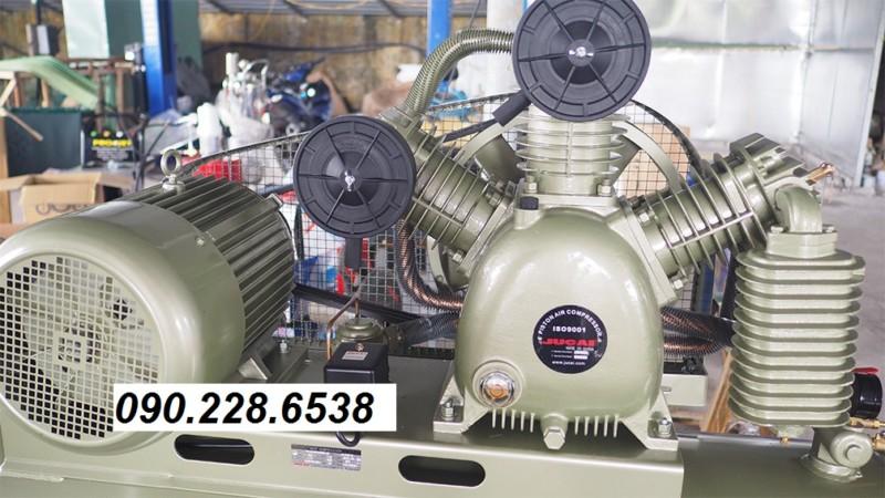 Nước sơn của máy nén khí Jucai cực kì bền