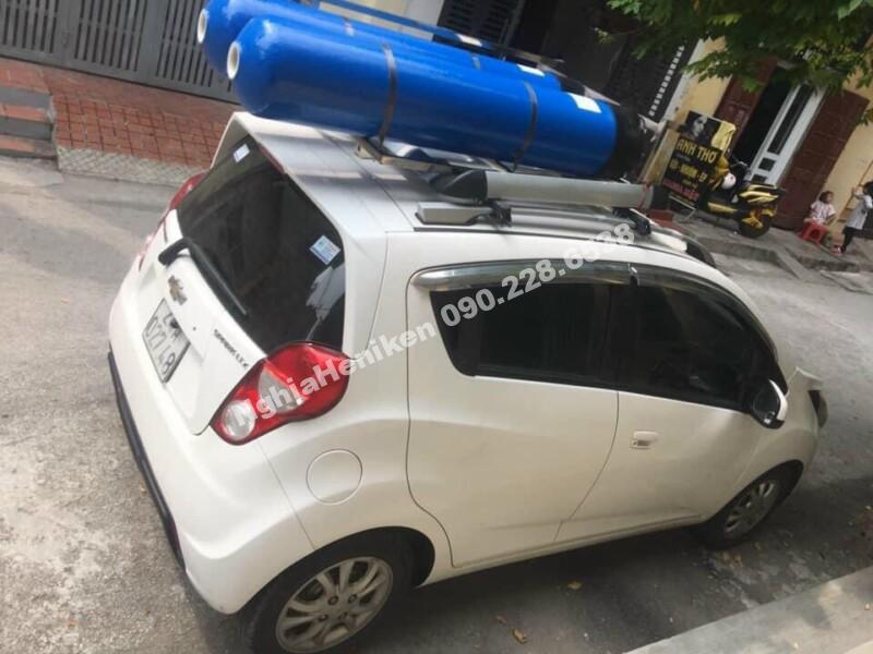 Baga Mui Xe Chevrolet Spark