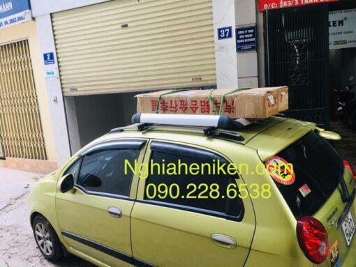 Giá nóc ô tô cho xe Spark