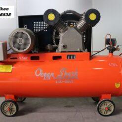 Máy Nén Khí 5.5 Hp Ocean Shark 170L