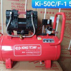 Máy nén khí Kingtony 50l không dầu