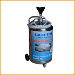 Binh Bot Tuyet Lucky Bang Inox