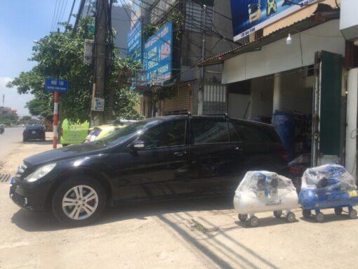 Mercedes Gia Noc Xe